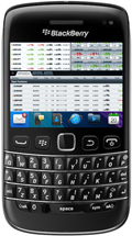 4 trader for blackberry